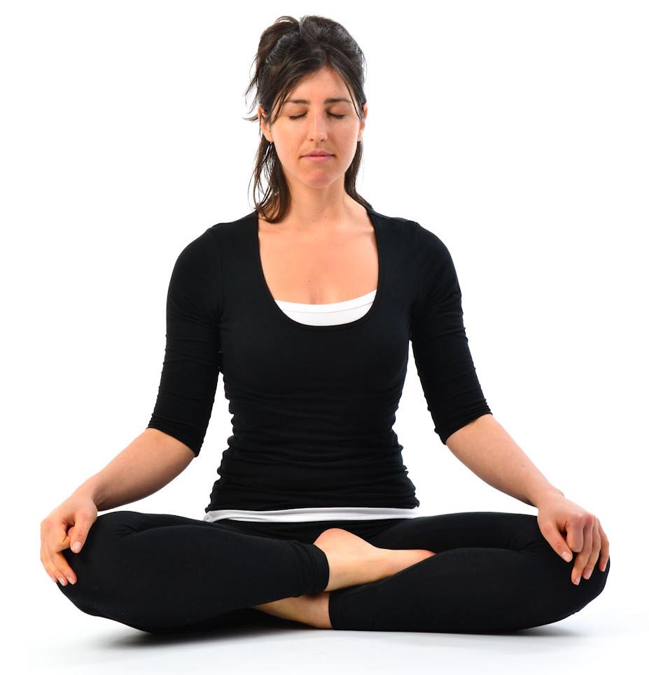 фото йога поза