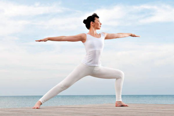 Which yoga pose is good for happiness? 12