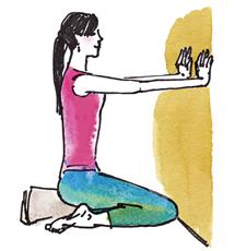 secuencia de yoga para los pies y tobillos  espacio yogart