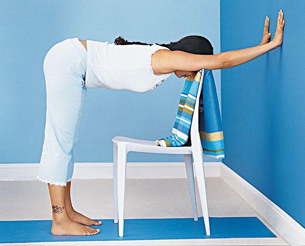 Как йога помогает избавиться от головной боли
