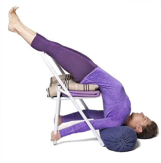 Exerciții de yoga pentru vene varice