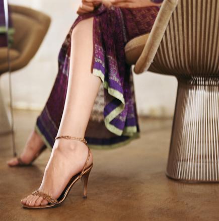 Красивые женщины в туфельках