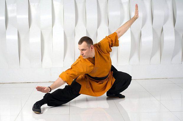 Цигун «Гибкость и сила» с Петром Сологубовым