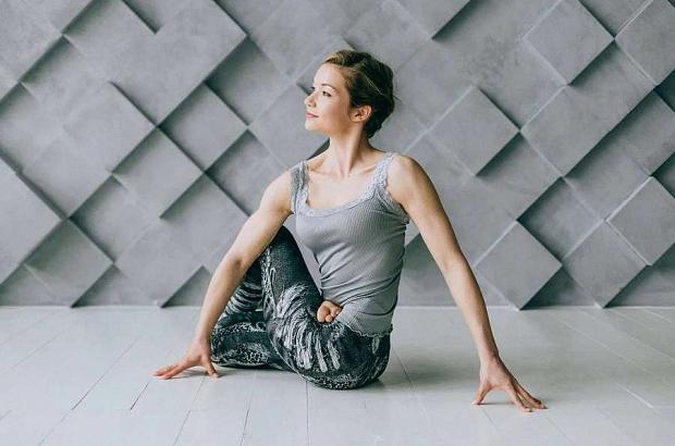 йога для похудения тонкая талия в мире